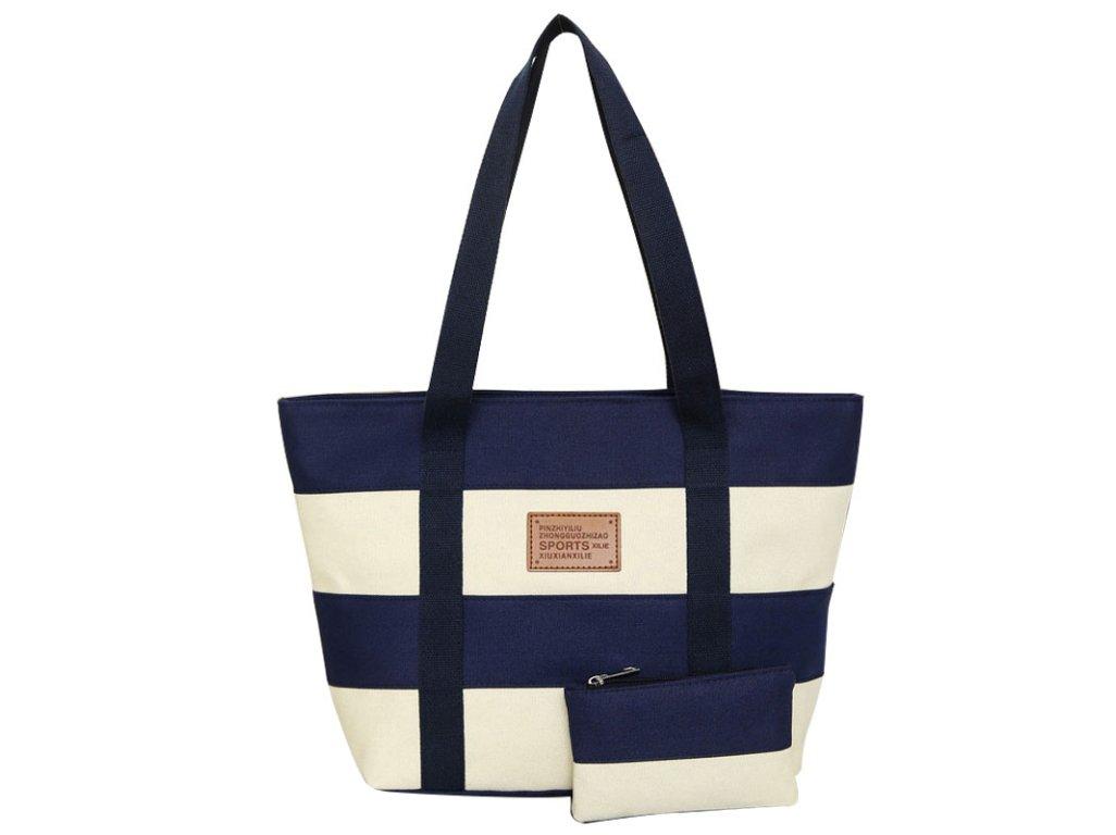 Námořnická kabelka přes rameno