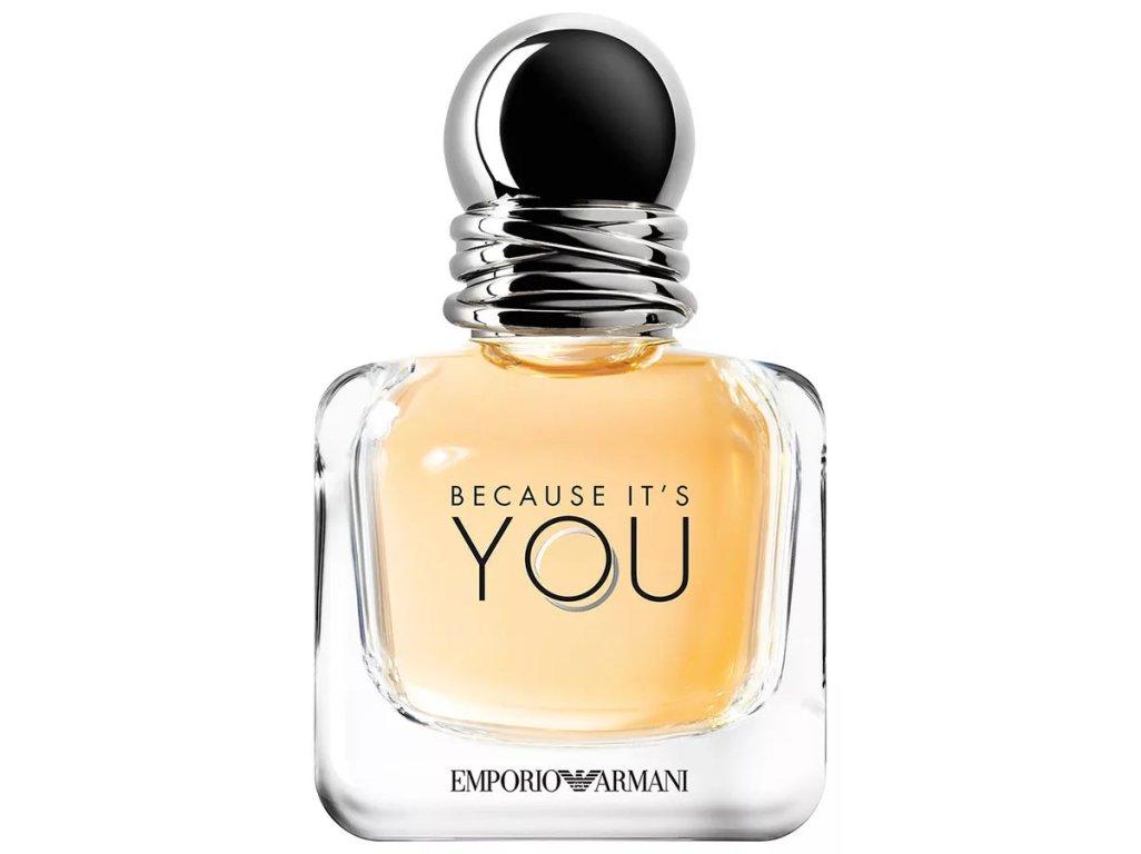 Giorgio Armani Emporio Armani Because It´s You